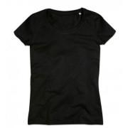 Camiseta-Janet-NEGRA   camisetasecologicas.es