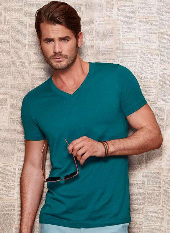 e54542297 Camiseta hombre algodón orgánico stV – Camisetas ecológicas by ...