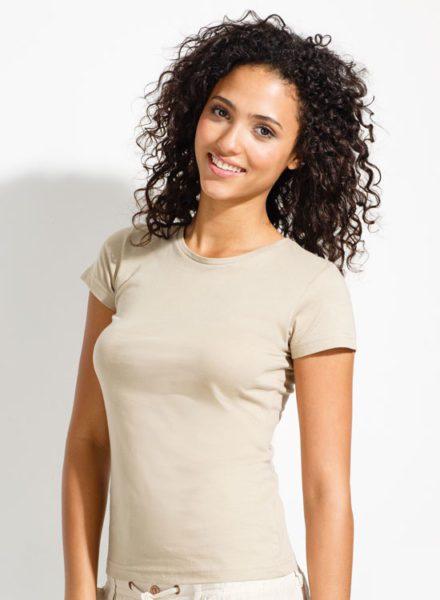 camiseta-organica-mujer-sol-0 | camisetasecologicas.es