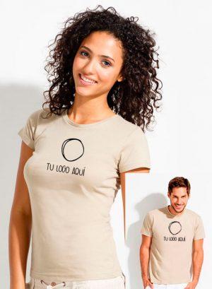 pack camisetas personalizadas algodon organico
