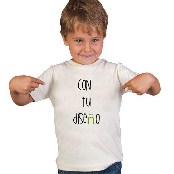 niños-y-bebes-camiseta-organica-personalizar | camisetasecologicas.es