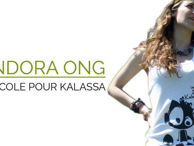 una-ecole-pour-kalassa-camiseta-solidaria-pandora-bichobichejo | camisetasecologicas.es